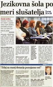švicarska šola jezikovni tečaji